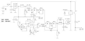 Lm358 схема стабилизатора тока  Описание и применение