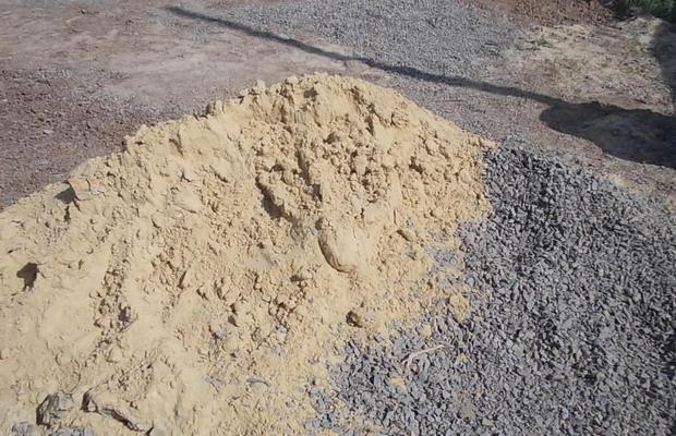 смесь цемента и песка как называется