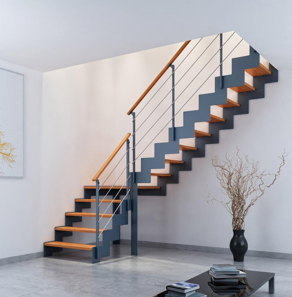 железная лестница на второй этаж фото этой