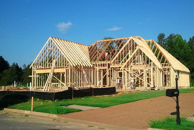 Как построить дом своими руками дешево фото этой