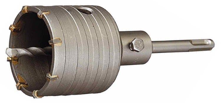 диаметр коронки под розетку в бетоне